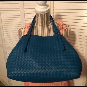 Bottega Veneta Bags - Bottega Veneta lamb skin tote bag